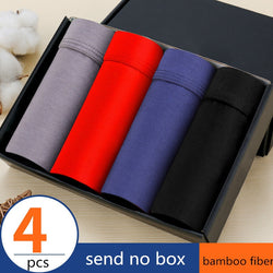 Bamboo Breathable Men's Boxers