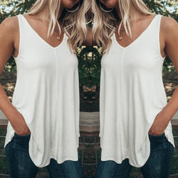 Plus Size Tops Camis Vest Tank Tee Top