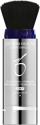 *Now Available *SUNSCREEN + POWDER BROAD-SPECTRUM SPF 40