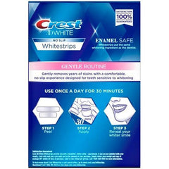 Crest 3D Whitestrips Gentle Routine