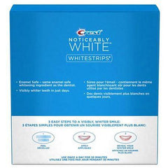 Crest Noticeably White Teeth Whitening Treatment