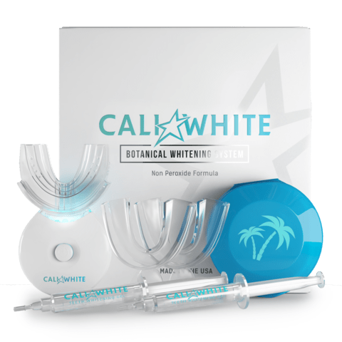 Deluxe Botanical Teeth Whitening Kit - Zero Peroxide