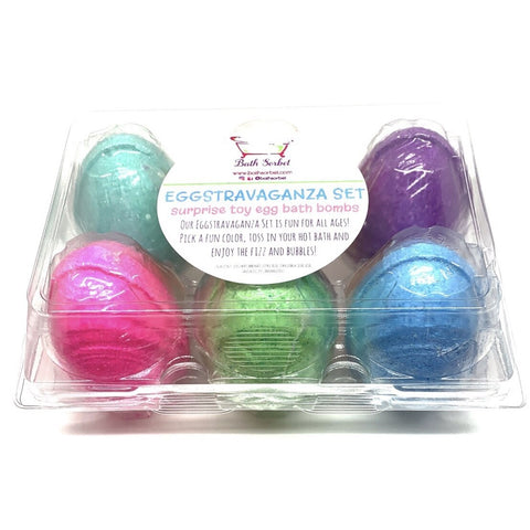 Eggstravaganza Toy Egg Set