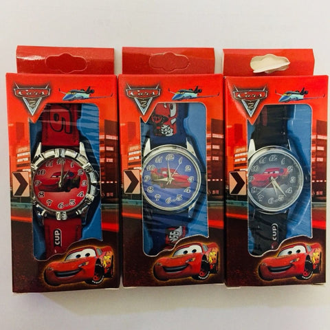 Kinder horloges Cars