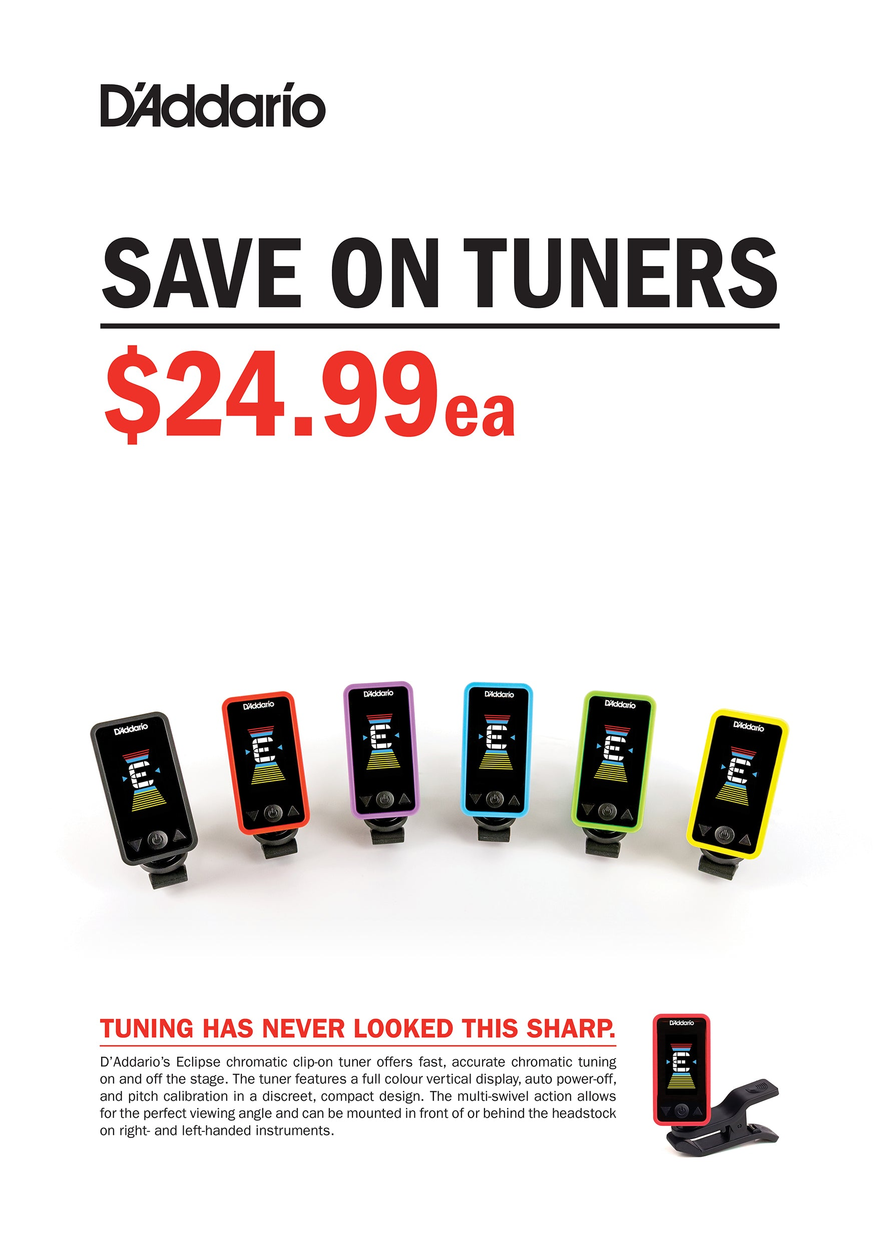 Save on Eclipse Tuners