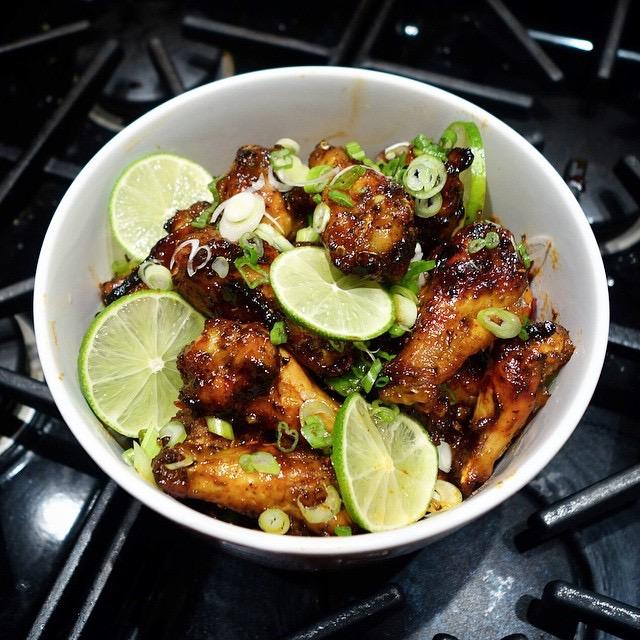 Chilifire Chicken Wings