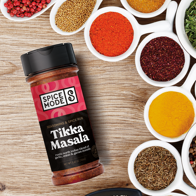 Global Spice Rubs