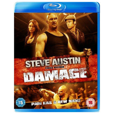 DAMAGE blu-ray front cover