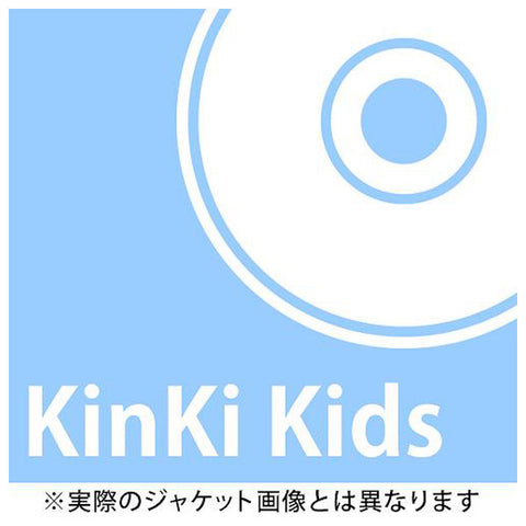 KINKI KIDS CONCERT blu-ray front cover
