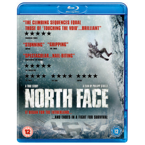 NORTHFACE blu-ray front cover