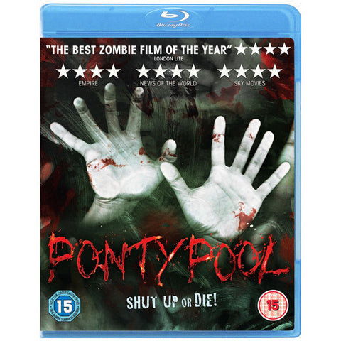 PONTYPOOL blu-ray front cover