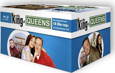 THE KING OF QUEENS front cover