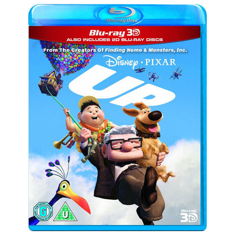 UP 3D blu-ray front cover