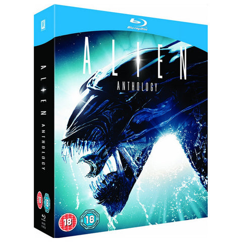 ALIEN ANTHOLOGY blu-ray front cover