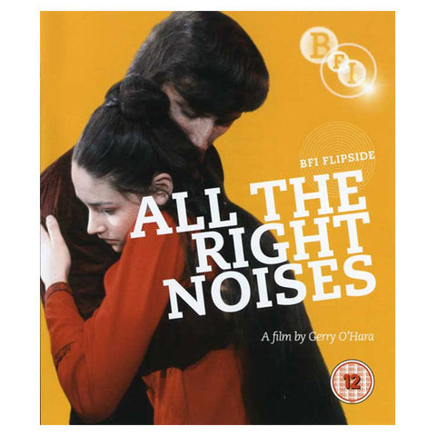 ALL THE RIGHT NOISES blu-ray front cover