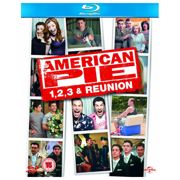 American Wedding Full Movie.American Pie American Pie 2 American Wedding American Reunion Blu Ray Region Free