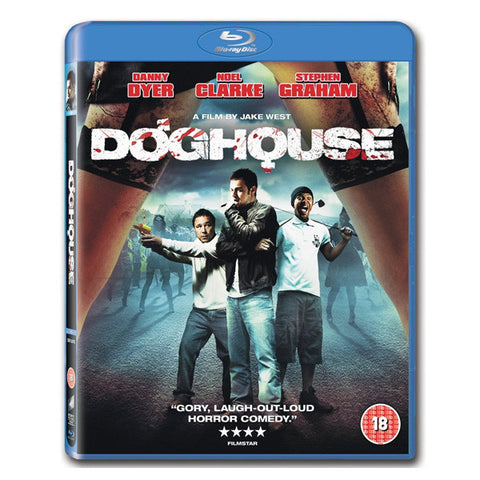 DOGHOUSE blu-ray front cover