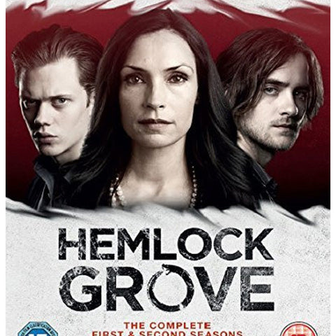 HEMLOCKGROVETHECOMPLETE1&2SEASON blu-ray front cover
