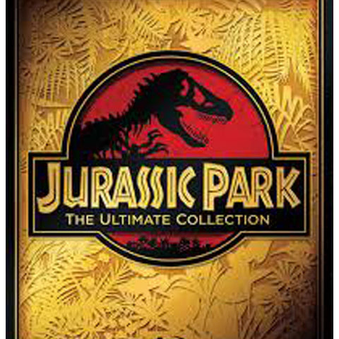 JURASSICPARKTRILOGY blu ray front cover