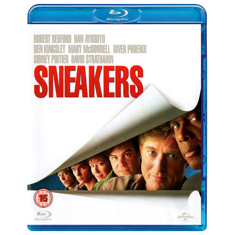 sneakers front cover