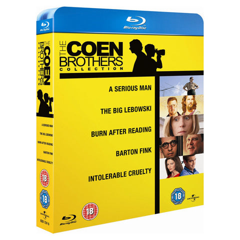 the coen brothers collection front cover