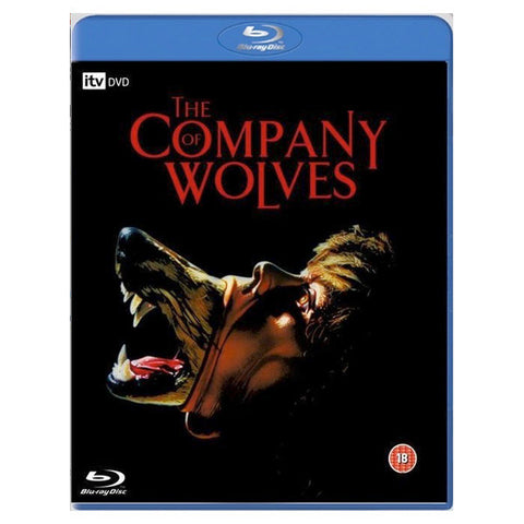 THE COMPANY OF WOLVES blu-ray front cover