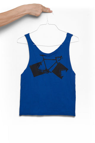Bicycle Girls Cut Tank