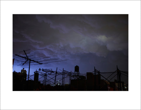 """Electrical Storm"" by Chris Herity"