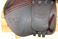 "SOLD - 2014 CWD SE03 17.5"" CC with 2L flaps. 4.5"" tree"