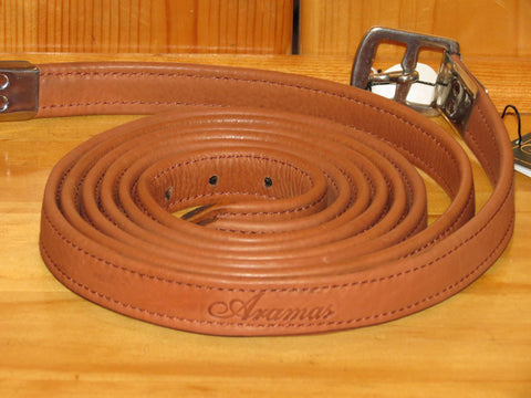 Harmohn Kraft Aramas Calf Lined Stirrup Leathers