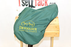 "ON TRIAL - 2007 Devoucoux Chiberta 17"" 2A Flaps 4.5"" Tree FULL CALF X C"