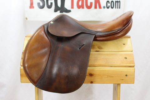 "AVAIL - 2004 Butet Flat Seat 18"" 2 Flaps Med/Narrow 3.5"" Tree CC"