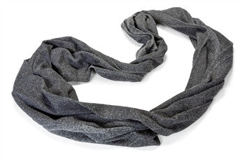 Draper Body Therapy Gray Infinity Scarf