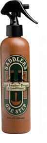"SADDLER'S® ""TLC"" ONE STEP LEATHER CLEANER AND CONDITIONER"