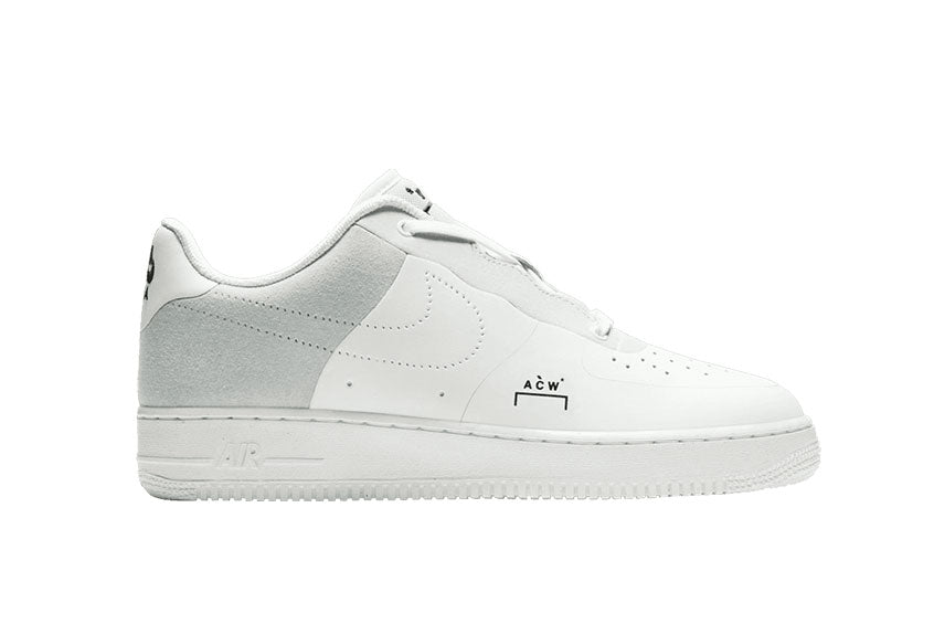 pretty nice 858e3 2a5d6 White A-COLD-WALL X Nike Air Force 1