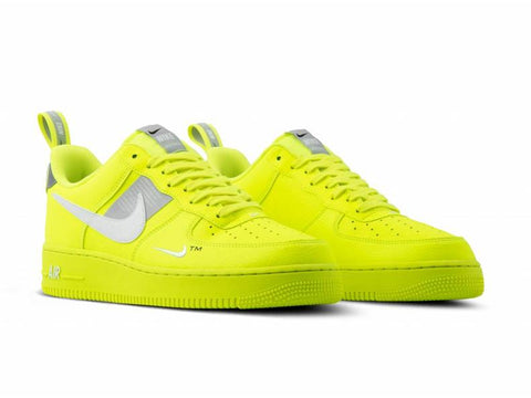 low priced 9b423 1df69 Air Force 1  07 LV8 Utility Volt White Black Wolf Grey