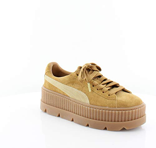 new product 2d204 30917 PUMA x Fenty Cleated Creeper Suede-Brown