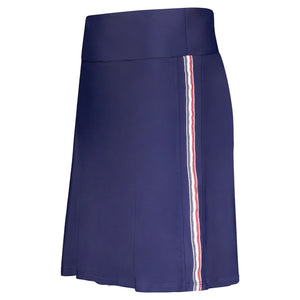 Zada Performance Skort- Standard Length- Navy