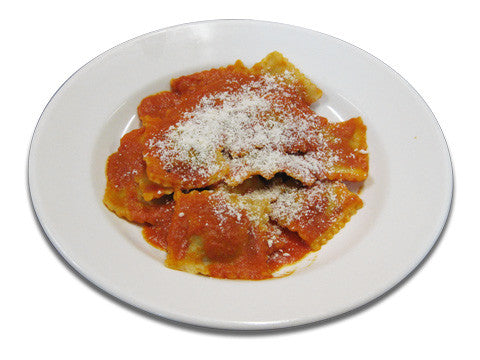 Ravioli – Chicken with Napoli Sauce