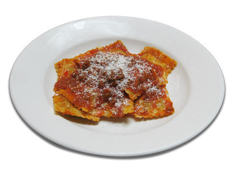 Ravioli – Veal with Bolognese Sauce