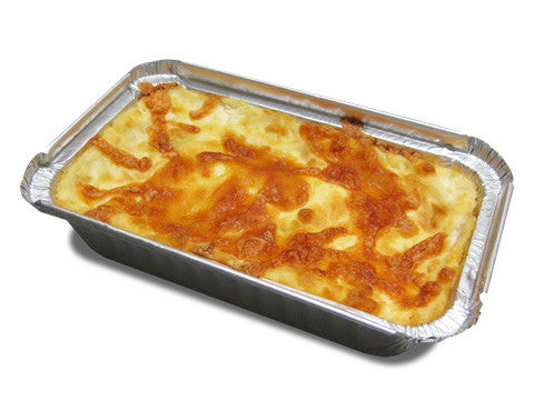 Cannelloni – Chicken with Bechamel Sauce