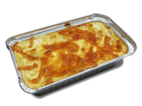 Cannelloni – Porcini with Bechamel Sauce