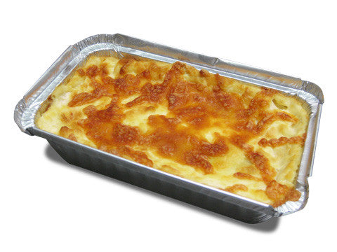 Cannelloni – Pumpkin with Bechamel Sauce