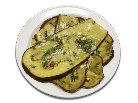 Marinated Eggplants