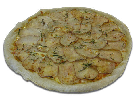 Gluten-free Pizza – Potato & Rosemary