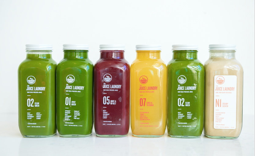 HOW WE DO JUICE CLEANSES