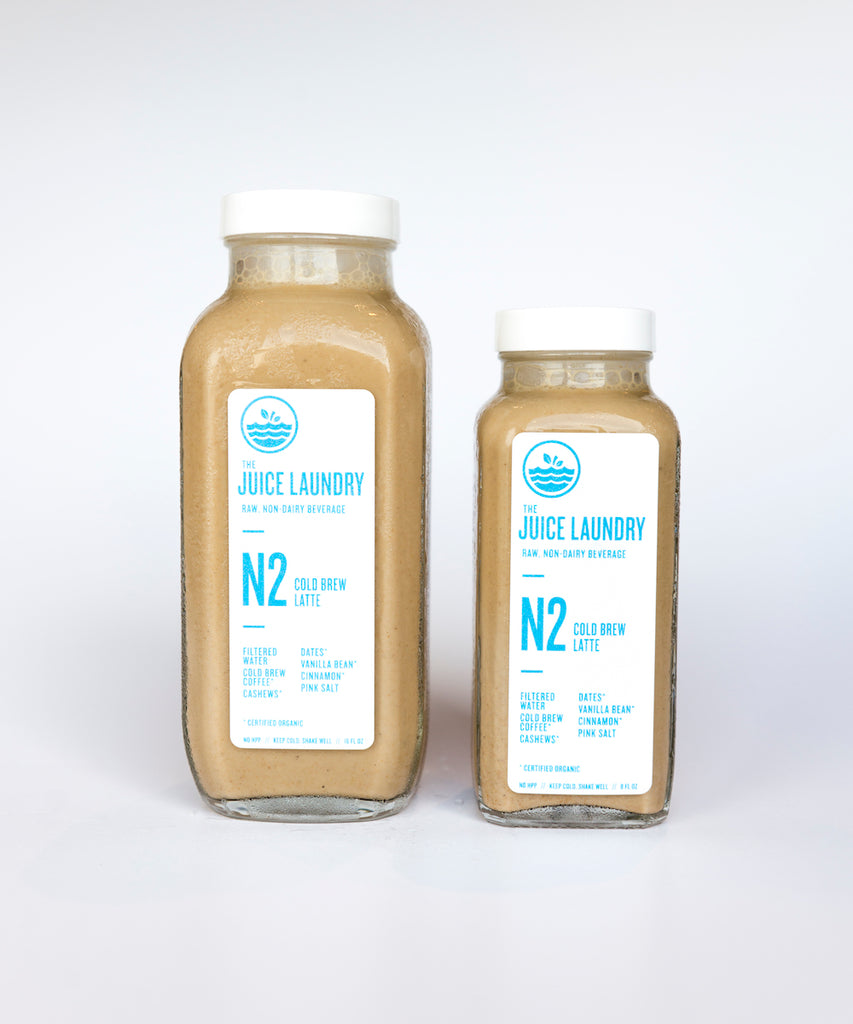 [N2] Cold Brew Latte