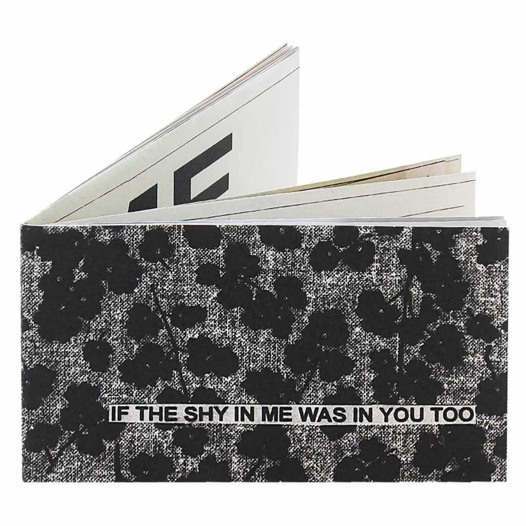 If the Shy in Me was in You Too is a poetic little book comparing two personality types and contemplating compatibility.