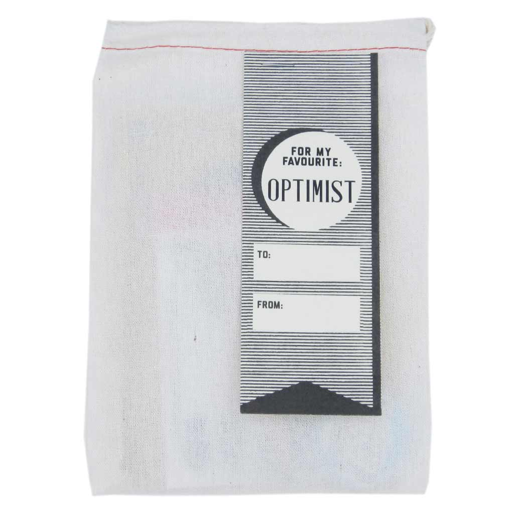 Packaging for Small Optimist Kit.
