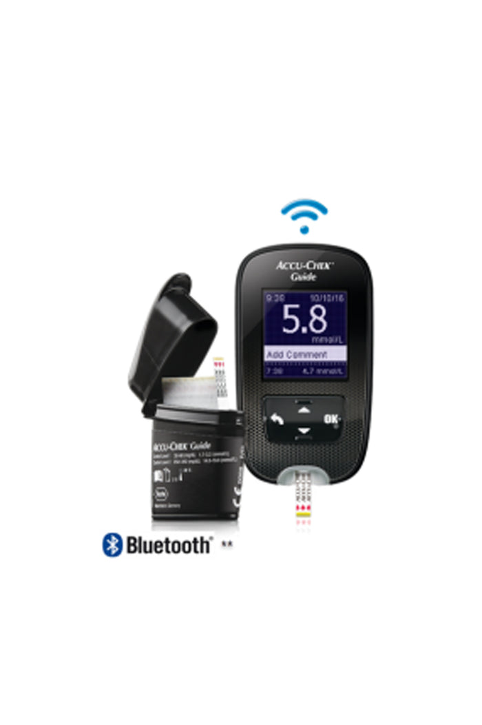 Accu-Chek Guide Blood Glucose Meter (with Lancing Device)